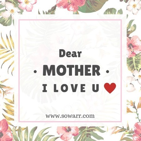 I love my mother images | Free Arabic Quotes | Scoop.it