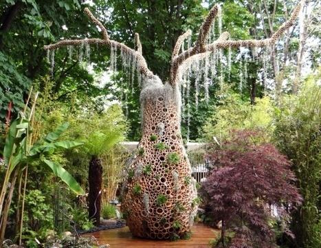 L'arbre Baobab de Jardins de Babylone | art et design | Scoop.it