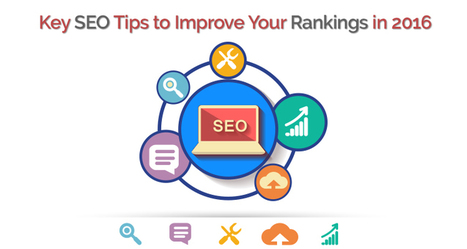 Key SEO Tips to Improve Your Rankings in 2016   Social Media, Web Marketing, Blogging & Search Engines   Scoop.it