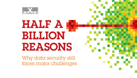 INFOGRAPHIC: Top Reasons Why Data Security Still Faces Major Challenges | Security | Scoop.it