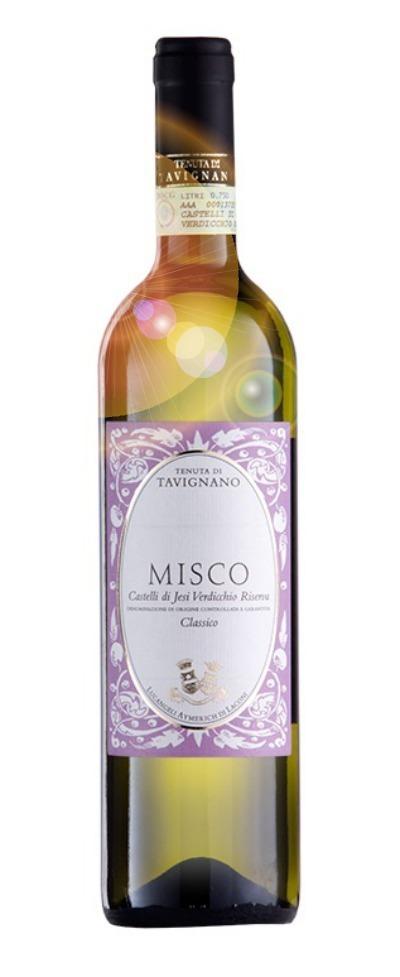 Tenuta di Tavignano Misco Verdicchio dei Castelli di Jesi Classico Riserva 2009 $35 | Wines and People | Scoop.it
