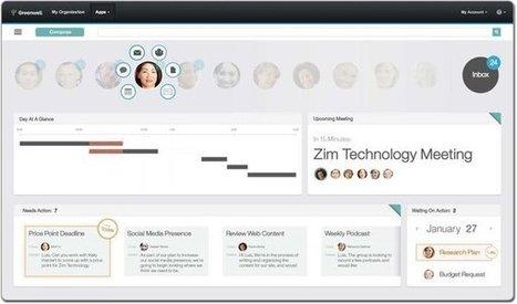 IBM Connections: una web mail di prossima generazione nata per il cloud - TechWEEKeurope   Information Technology   Scoop.it