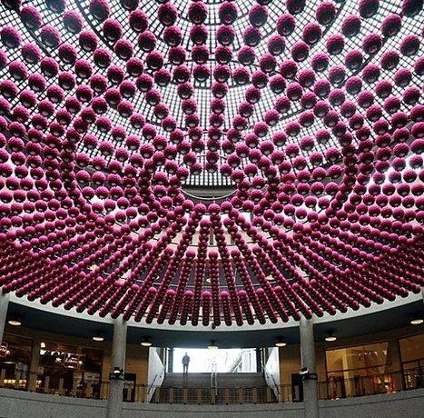 "Kimsooja: ""Lotus: Zone of Zero"" | Art Installations, Sculpture, Contemporary Art | Scoop.it"
