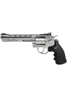 ASG 4.5mm BB Dan Wesson 6 Inch Silver CO2 Pistol | Military Surplus Canada | Scoop.it