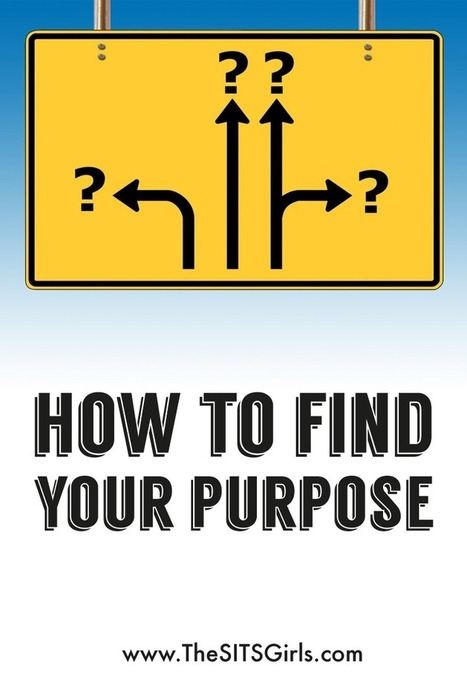 How To Find Your Purpose | Content Marketing & Content Strategy | Scoop.it