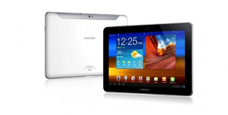 Galaxy Note 10.1 released August 16th competes with iPad - TekGoblin | iFilmmaking | Scoop.it