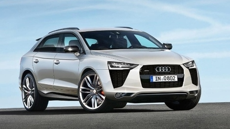 The New Generation of Audi Q5 that Will be Released in 2016 | modifycar.org | Scoop.it