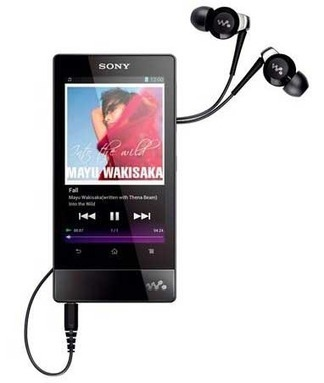 Sony unveils new Android-powered Walkman F800 and more - SlashGear | Technology and Gadgets | Scoop.it