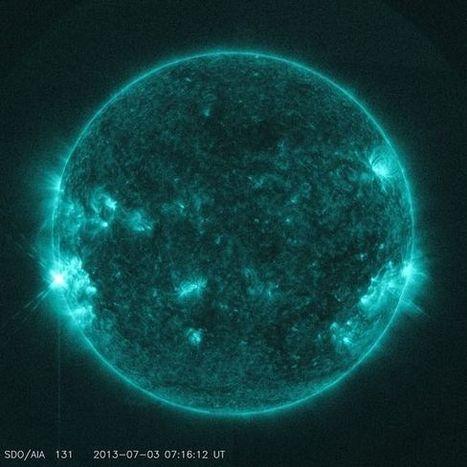 Sun celebrates July Fourth, unleashes solar fireworks   Tropical Solar   Scoop.it