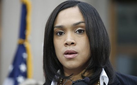 Disbarment Charges are Filed Against Baltimore State Attorney Marilyn Mosby | Police Problems and Policy | Scoop.it