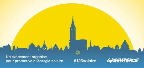 Strasbourg : 1, 2, 3 soleil ! samedi pour promouvoir l'énergie solaire | Energies Renouvelables | Scoop.it