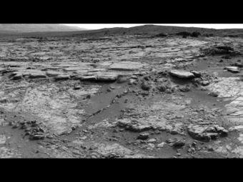 Curiosity, alla ricerca della giusta roccia per la prima perforazione della superficie Marziana | Polvere di Stelle | Scoop.it