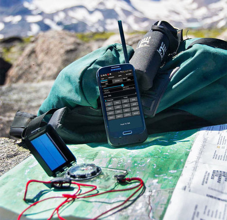 Beartooth: Case That Turns Your Phone Into A Walkie Talkie | RadioComms | Scoop.it
