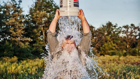 The Technical Secret To The Success Of The Ice Bucket Challenge | Awesome ReScoops | Scoop.it