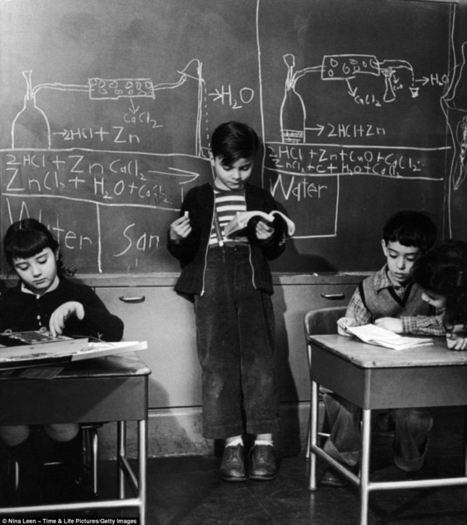 Inside the 1940s New York City school where 11-year-olds were trained as geniuses | What's new in Visual Communication? | Scoop.it