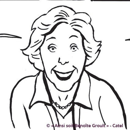 Benoîte Groult, figure emblématique du féminisme et de l'égalité femmes-hommes, est décédée le 20 juin 2016.   Université Paris Saclay   Université Paris-Saclay : revue de presse   Scoop.it