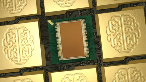 IBM's new supercomputing chip mimics the human brain with very little power | The promised land of technology | Scoop.it