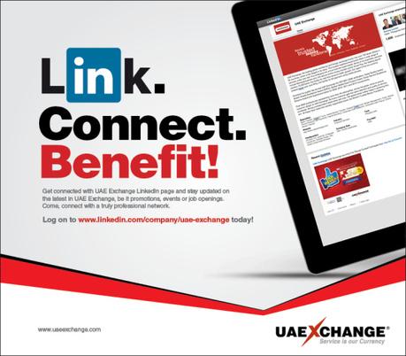 Link. Connect. Benefit! | UAE Exchange | Scoop.it