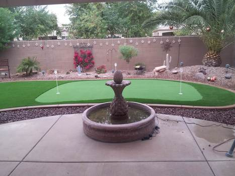 Mesa AZ Putting Greens - Lawns that lasts a lifetime | All about professional services offering water removal services in Tempe AZ. | Scoop.it