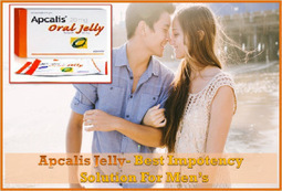 Apcalis Jelly- Impotency Solution For Men's | Health | Scoop.it