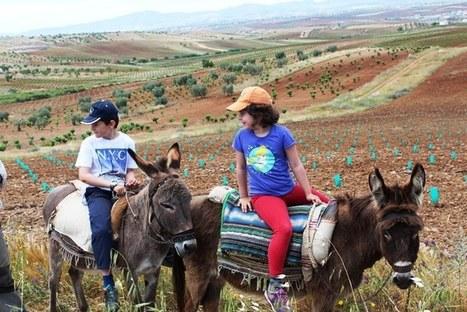 El enoturismo se puede disfrutar en familia - Vinetur | Enotourism Spain - enoturismo España | Scoop.it