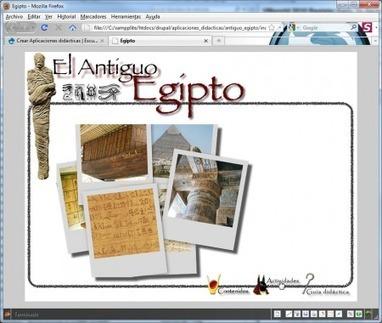 El antiguo Egipto | rTIC para Ceuta y Melilla | Arte del Antiguo Egipto. | Scoop.it