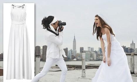 H&M unveils £59.99 wedding dress   H&M   Scoop.it
