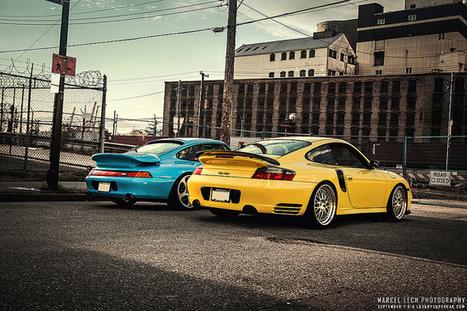 993 & 996 | Flickr - Photo Sharing! | The World of Porsche 911 | Scoop.it