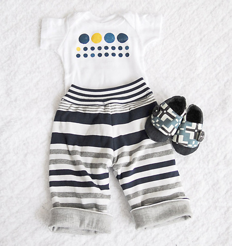 Shwin&Shwin: Simple Dot Onsie | Baby Cool Stuff (from others) | Scoop.it