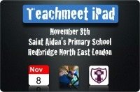 A Teachmeet oniPads | iPads, MakerEd and More  in Education | Scoop.it