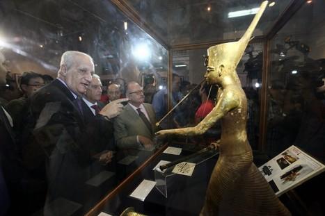 Egypt's stolen heritage - Washington Post   ancient cities   Scoop.it