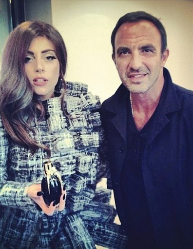 Lady Gaga: son soutien au mariage gay au micro de Nikos Aliagas | Mariage pour tous et toutes. | Scoop.it