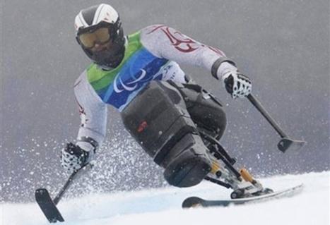 Sotchi 2014 : le ski assis, comment ça marche ? | Sport et handicap | Scoop.it