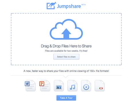 Jumpshare | IKT och iPad i undervisningen | Scoop.it