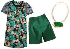 Green Fashion Style Picks For 2013 Pantone Colour Of The Year | current color trends | Scoop.it