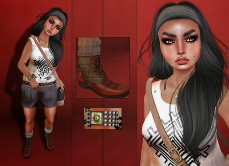 [108] WaLkiNG aWaY | sL fashion | Scoop.it