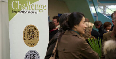 Challenge international du vin 2015 | Le vin quotidien | Scoop.it