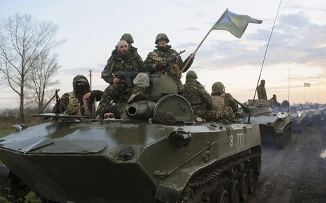 EDWARD LUCAS: Ukraine crisis could be the start of World War III | txwikinger-news | Scoop.it