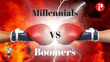 5 Ways to Market to Boomers and Millennials | Social Media Coach | Prepare1 — Prepare 1 | Social Media  Coach | Scoop.it