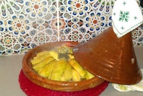 Recette de tajine slaoui du la cousin marocain   Tajines   Scoop.it