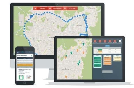 SimpliRoute, la tercera startup chilena que llega a 500 Startups en Silicon Valley | bytheway | Scoop.it