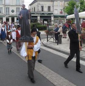 Saint Eusice à l'honneur - la Nouvelle République | A la découverte de Selles sur Cher | Scoop.it