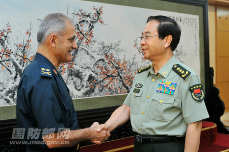 China, Lebanon to further promote military ties | Geopolitical Powers Shifting | Scoop.it