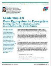 Leadership 4.0 From Ego-system to Eco-system | Art of Hosting | Scoop.it