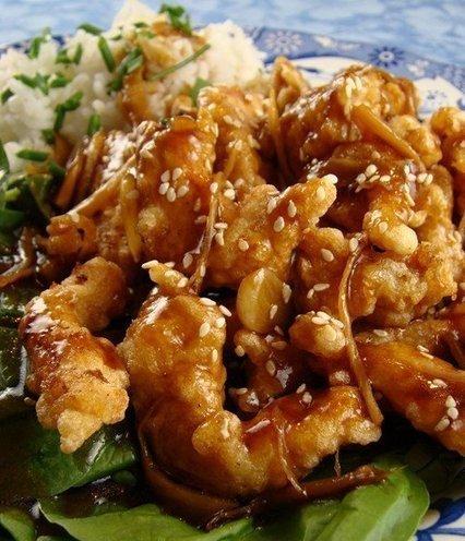 Crispy Garlic Ginger Chicken | What2Cook | Nom Nom Nom Food | Scoop.it