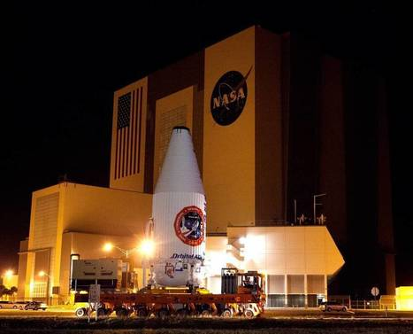 NASA Selects Orbital ATK to Begin Negotiations | Aerospace and aviation construction | Scoop.it