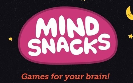 MindSnacks Turns Learning a Language Into a Game | UDL & ICT in education | Scoop.it