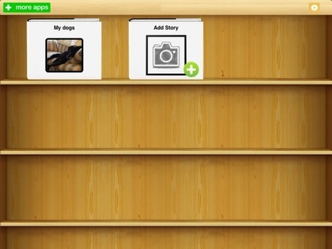 Use Little Story Maker to Create Custom Books on Your ipad | little story maker | Scoop.it
