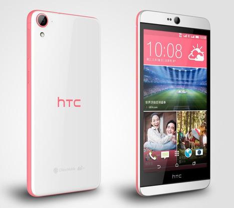 [CES 2015] HTC Desire826 : smartphone à selfies ? | Mon mobile et moi | Scoop.it