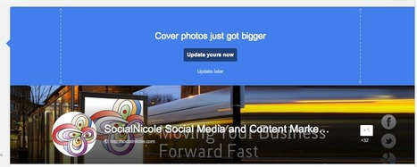 Google+ Updates Cover Photo, Tabs and More! | Online Ministry Updates | Scoop.it
